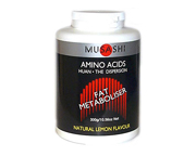 MUSASHI DISPERSION FAT METABOLISER AMINOACIDOS 3570MG 300GR